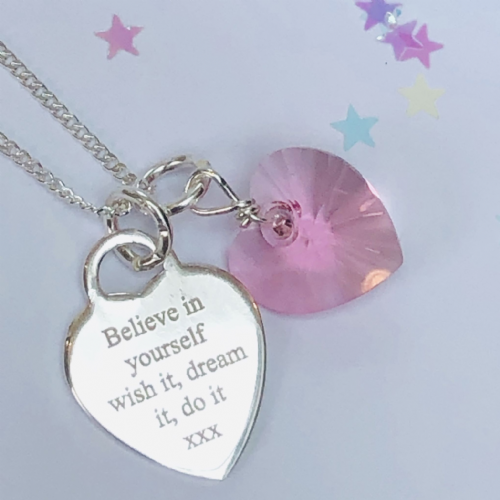 Special gift for a Goddaughter - FREE ENGRAVING